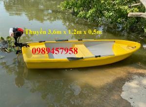 Thuyền câu cá cho 3 người, Thuyền du lịch, Thuyền cano du lịch cao cấp