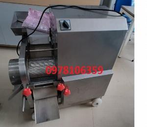 Máy tách xương cá thác lác Cr900, máy ép cá thác lác, máy ép cá rô phi, máy lọc xương cá