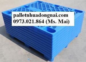 Pallet nhựa giá rẻ Bình Dương, pallet nhựa giá rẻ chất lượng
