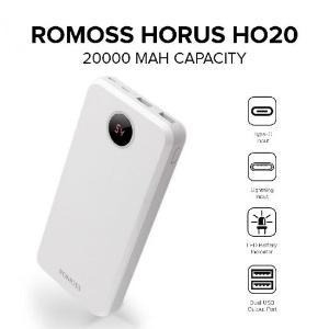 Pin Sạc Dự Phòng Romoss Horus 20000mAh HO20