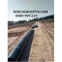 Màng Chống Thấm Hay Tấm Chống Thấm Hdpe khổ  rộng 3,4,5,6m dài 25,50,60,80,100m Hồ Nuôi Tôm, Hầm Biogas..
