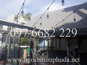 Tấm lợp san-go build roof nhập khẩu