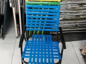 Ghế xếp đây nhựa sắc sơn tĩnh điện giá s