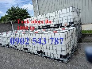 Tank nhựa 1000 lít hàng combo giá rẻ