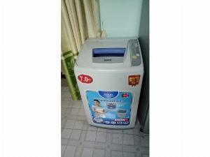 Thanh lý máy giặt Sanyo 7Kg máy đẹp như hình