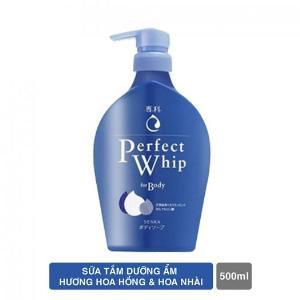 2021-01-16 15:45:30  2  Sữa Tắm Dưỡng Ẩm Senka Perfect Whip - Hương Hoa Hồng & Hoa Nhài 500ml 149,000