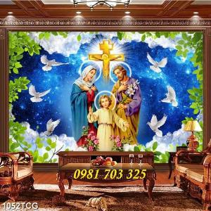 2021-01-16 16:24:13  1  Tranh gạch công giáo, tranh ia đình thánh gia 1,200,000