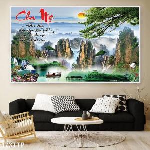 2021-01-16 16:25:42  1  Gạch tranh 3D phong cảnh, tranh 3D phòng khách 1,200,000