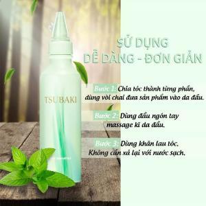2021-01-16 17:21:37  3  Dầu Gội Khô TSUBAKI Dry Shampoo 180ml 199,000