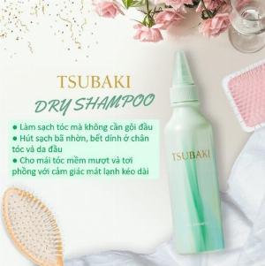 2021-01-16 17:21:37  2  Dầu Gội Khô TSUBAKI Dry Shampoo 180ml 199,000