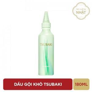 2021-01-16 17:21:37 Dầu Gội Khô TSUBAKI Dry Shampoo 180ml 199,000