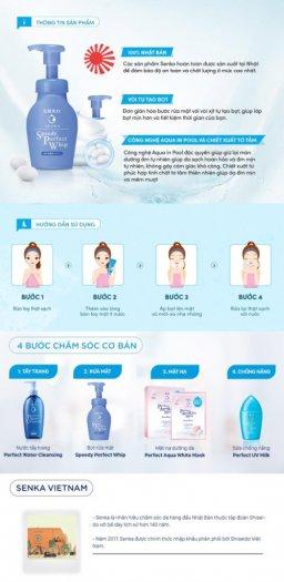 2021-01-16 17:24:10  4  Sữa Rửa Mặt Tự Tạo Bọt Dành Cho Da Khô Senka Speedy Moist Touch 150ml 155,000