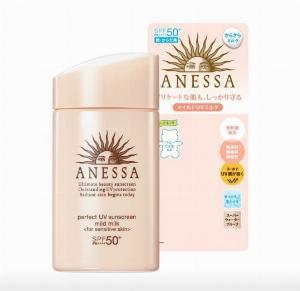 2021-01-16 18:03:39  4  Sữa Chống Nắng Dưỡng Da Anessa Perfect UV Sunscreen Mild Milk SPF 50+ PA++++ 60ml 685,000