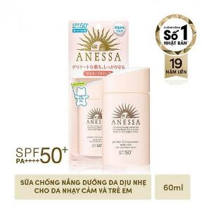 2021-01-16 18:03:39  1  Sữa Chống Nắng Dưỡng Da Anessa Perfect UV Sunscreen Mild Milk SPF 50+ PA++++ 60ml 685,000