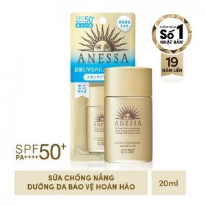 2021-01-16 18:17:00  2  Sữa Chống Nắng Dưỡng Da Anessa Perfect UV Sunscreen Skincare Milk SPF 50+ PA++++ 20ml 275,000