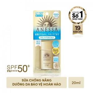 2021-01-16 18:17:00  1  Sữa Chống Nắng Dưỡng Da Anessa Perfect UV Sunscreen Skincare Milk SPF 50+ PA++++ 20ml 275,000