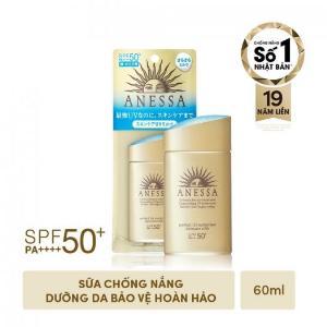 2021-01-16 18:24:09  4  Sữa Chống Nắng Dưỡng Da Anessa Perfect UV Sunscreen Skincare Milk SPF 50+ PA++++ 60ml 685,000