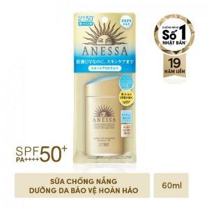 2021-01-16 18:24:09  3  Sữa Chống Nắng Dưỡng Da Anessa Perfect UV Sunscreen Skincare Milk SPF 50+ PA++++ 60ml 685,000