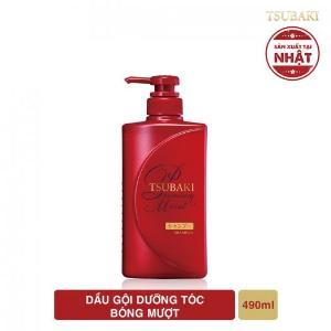 2021-01-17 10:02:52  5  Dầu Gội Dưỡng Tóc Bóng Mượt Tsubaki Premium Moist Shampoo 490ml 199,000