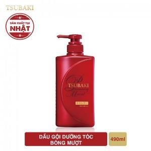 2021-01-17 10:02:52 Dầu Gội Dưỡng Tóc Bóng Mượt Tsubaki Premium Moist Shampoo 490ml 199,000