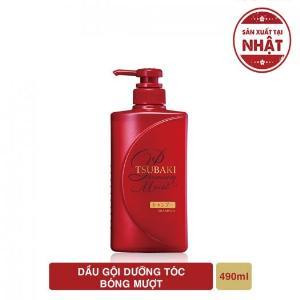 2021-01-17 10:02:52  3  Dầu Gội Dưỡng Tóc Bóng Mượt Tsubaki Premium Moist Shampoo 490ml 199,000