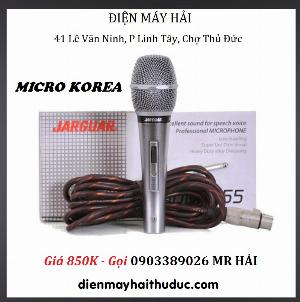 Micro Hàn Quốc Jarguar Suhyuong SDM-255 chính hãng 100%