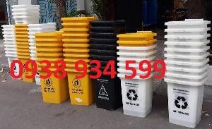 2021-01-18 13:56:27  2  Thùng rác 60 lít,thùng rác công cộng 60 lít giá rẻ 280,000