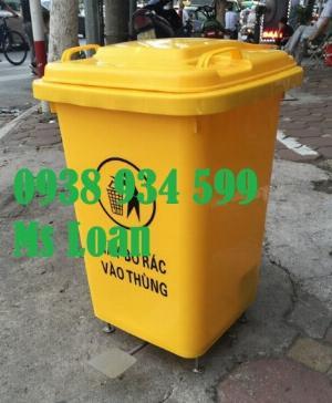 2021-01-18 13:56:27  1  Thùng rác 60 lít,thùng rác công cộng 60 lít giá rẻ 280,000