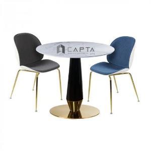 2021-01-18 14:29:41  1  Bộ bàn tròn tiếp khách mặt đá chân sắt 2 ghế sang trọng tại HCM CAPTA 6,250,000