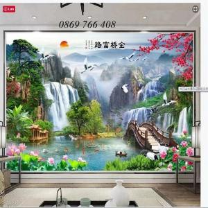 2021-01-18 14:54:46  10  Gạch tranh-tranh gạch phong cảnh 3D 1,100,000