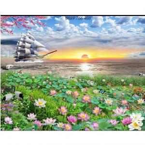 2021-01-18 14:54:46  6  Gạch tranh-tranh gạch phong cảnh 3D 1,100,000