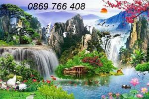 2021-01-18 14:54:46  5  Gạch tranh-tranh gạch phong cảnh 3D 1,100,000
