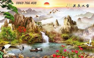 2021-01-18 14:54:46  4  Gạch tranh-tranh gạch phong cảnh 3D 1,100,000