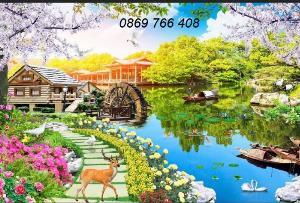 2021-01-18 14:54:46 Gạch tranh-tranh gạch phong cảnh 3D 1,100,000