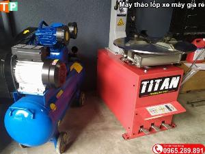 2021-01-18 16:14:27  4  Máy tháo lốp xe giá rẻ Titan 14,000,000