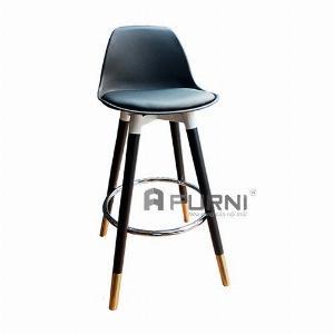 2021-01-18 16:30:58  4  Ghế đảo bếp cao 65 cm thân nhựa có nệm chân gỗ ống đồng CB2152-65P hiện đại giá rẻ TpHCM 1,250,000