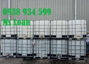 Thùng nhựa đựng hóa chất 1000 lít,tank nhựa vuông 1000 lít