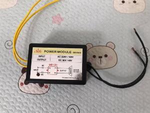 Bộ cấp nguồn 45vdc cho phanh từ, Bộ cấp nguồn 90vdc cho phanh từ, Power MOdule MB12H SLG