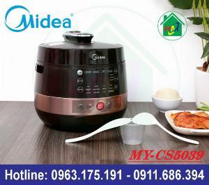 Nồi Áp Suất Điện Tử 5L Midea MY-CS5039