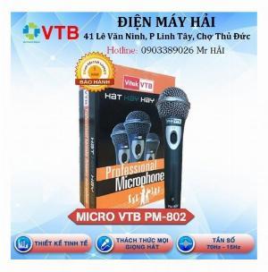 Micro có dây Vitek VTB PM-802 giá chỉ có 250K bán tại Điện Máy Hải