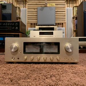 Ampli LUXMAN L505F (Gold)