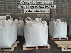 Bán bao Jumbo - Bao jumbo mới, bao jumbo cũ 95%