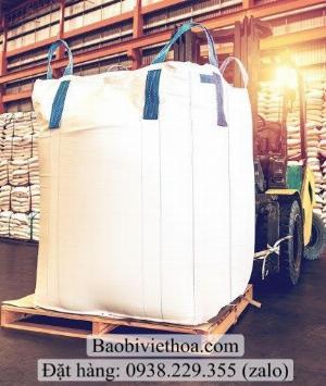 Bao jumbo 1 tấn đã qua sử dụng - Hàng mới 95-98%