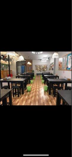 Bàn ghế gỗ quán ăn - nội thất Nguyễn hoàng Sài Gòn 0906843059
