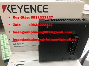 CB-EP100 Khối Ethernet Keyence