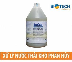 Vi sinh xử lý nước thải khó phân hủy Aquaclean ACF-SC