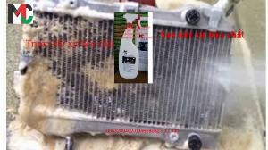 Hóa chất tẩy két nước dàn ngưng