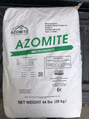 Azomite khoáng tổng hợp cung cấp khoáng cho ao nuôi