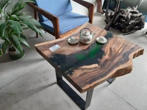 Bàn trà, bàn sofa Epoxy 60cm x 80cm