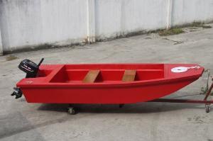 Thuyền vượt thác, Thuyền, cano gắn động cơ